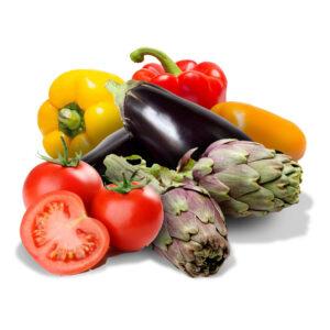 Ortaggi e frutta fresca